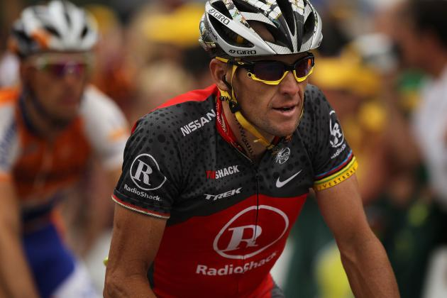 Lance Armstrong Reportedly Being Banned, Stripped of Tour de France Titles