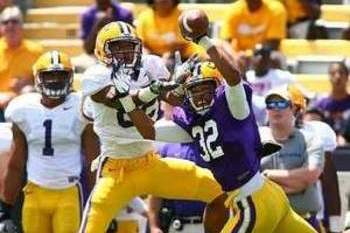 LSU Football: What You Need to Know About Tigers' DB Jalen Collins
