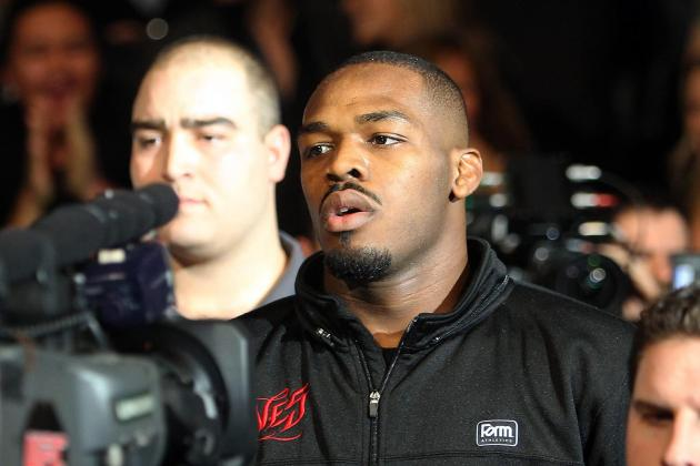 Jones vs. Machida: UFC 152 Just Became the Most Stacked Card of 2012