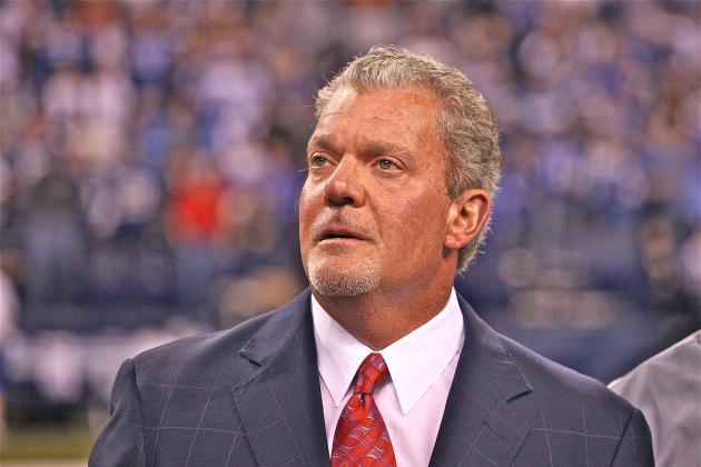Colts Owner Jim Irsay Hints At Blockbuster Trade on Twitter