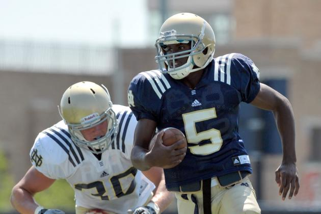 Notre Dame Football: Starting Everett Golson Is the Best Choice