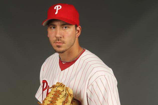 Philadelphia Phillies: Phillippe Aumont's First Impression
