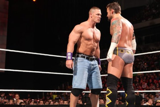 WWE RAW:  The Night John Cena Obliterated CM Punk in a Promo