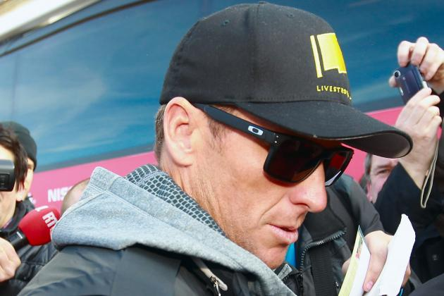 Lance Armstrong Still the Greatest, Regardless of USADA Actions