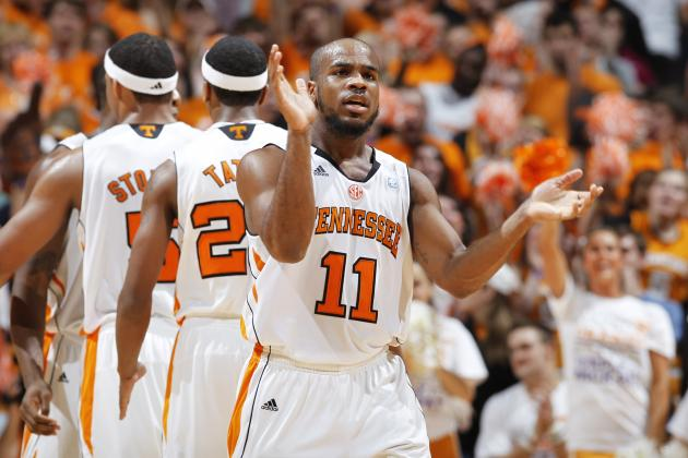 Tennessee Volunteers' 2012-13 Basketball Schedule: 10 Games to Watch
