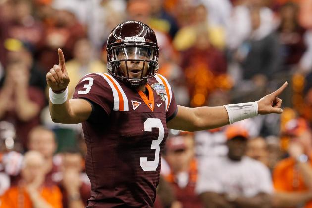 NFL Draft 2013: Breaking Down Why Logan Thomas Is Better Than Matt Barkley