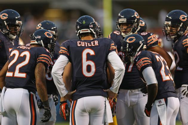 Chicago Bears: Key Players to Watch vs the New York Giants