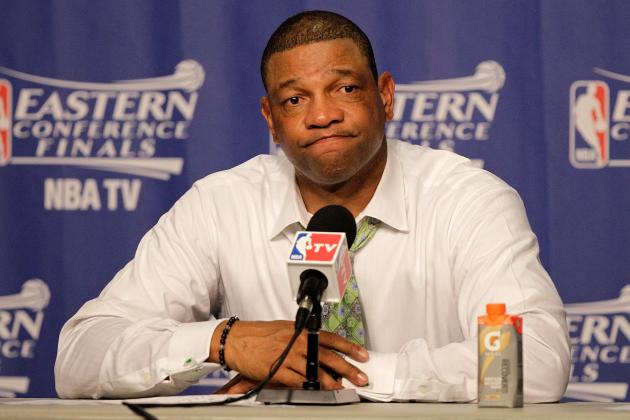 Boston Celtics: Why Doc Rivers Will Be Under Pressure to Win in 2012-13