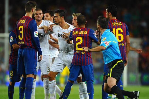 Barcelona and Real Madrid Resumed Hostilities with Familiar Results at Camp Nou