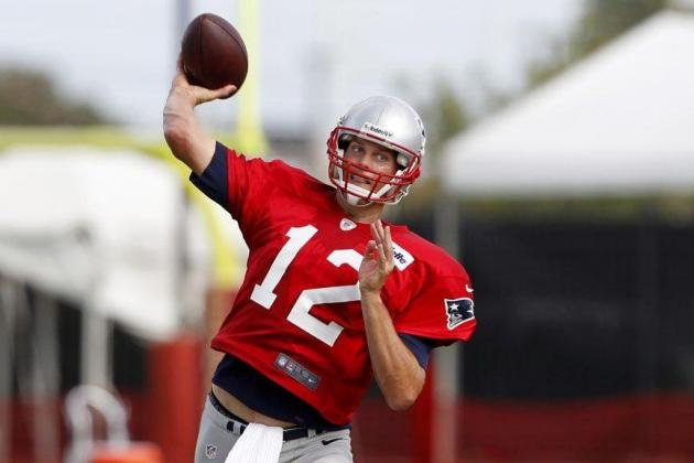Tampa Bay Buccaneers vs. New England Patriots: What We Hope to See