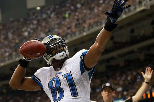 Fantasy Football 2012 Tiered Rankings: Top 50 Wide Receivers