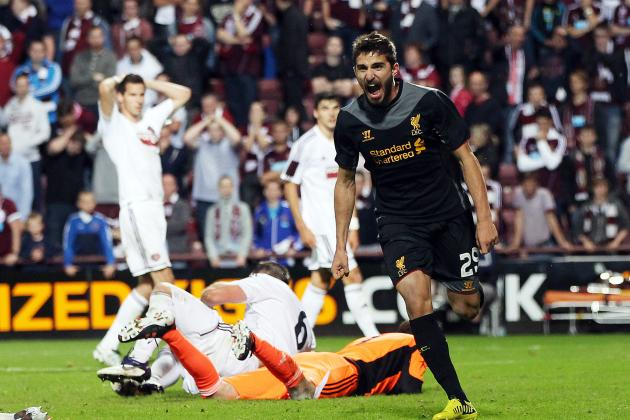 Hearts vs. Liverpool: Rating Reds in Europa League Qualifying Playoff