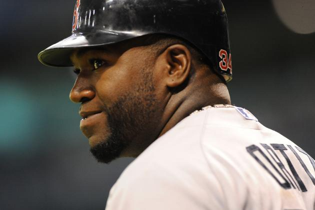 David Ortiz Returns to Boston Red Sox Lineup After 35 Game Absence