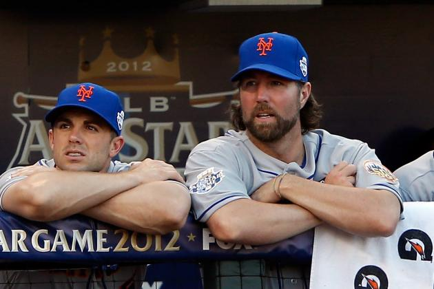 David Wright, R.A. Dickey and the NY Mets Amazin' Inability to Reach 90 Wins