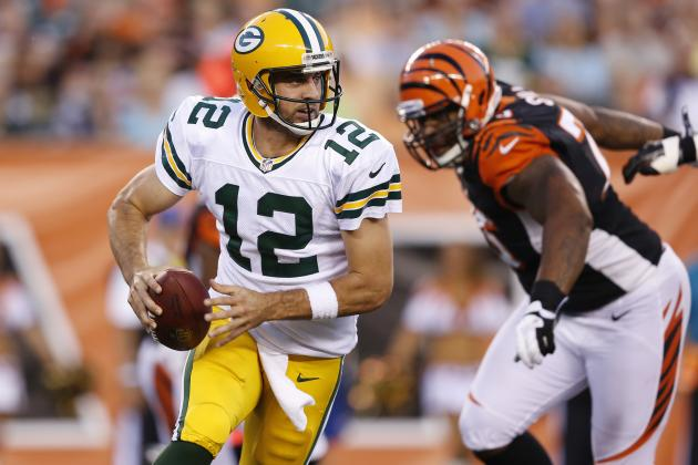 Fantasy Football 2012: Aaron Rodgers Leads Revelations from Thursday's Action