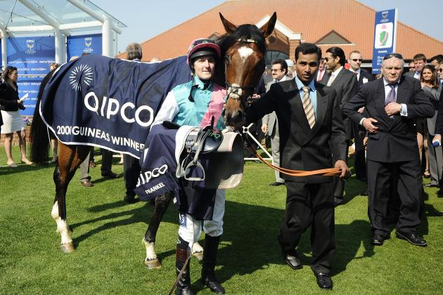 British Thoroughbred Frankel Improves to 13-0