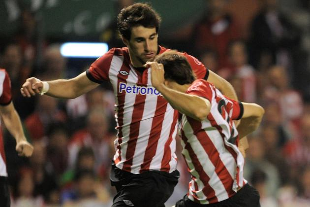 Athletic Club Bilbao: La Liga BBVA Team of the Week