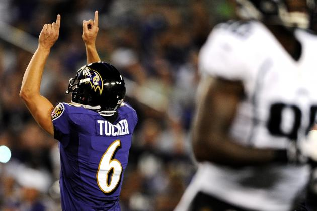Baltimore Ravens: Did Justin Tucker Win the Kicking Battle on Thursday Night?