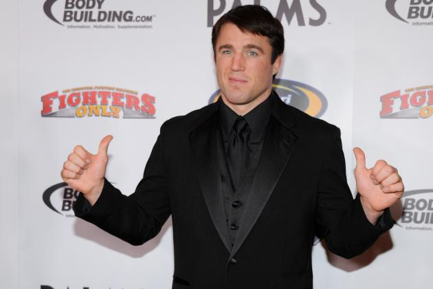 Sonnen: I'll Stop Trash Talking Jones Now That He's Relinquished His Title to Me