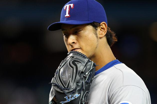 Should Fantasy Owners Drop Yu Darvish?