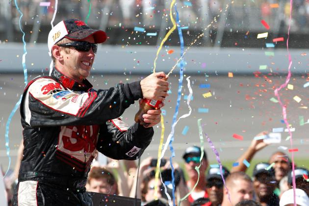 Points Leader Biffle Hoping to Set Up for Strong Chase Run