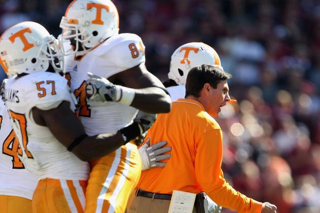 Tennessee Football: Only Thing More Underrated Than Team Is Coaching Staff