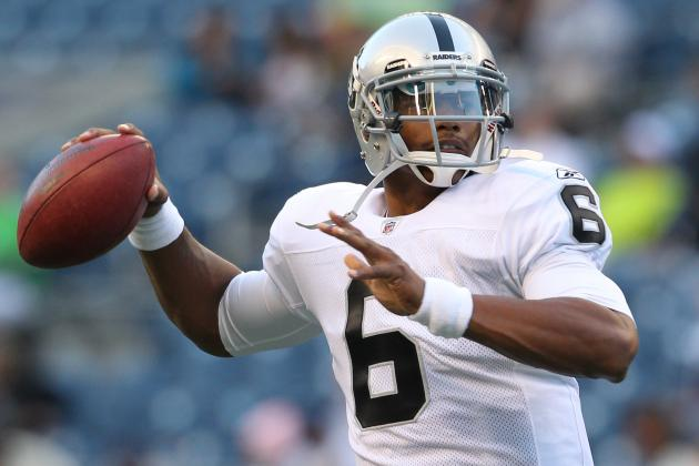 Oakland Raiders News: Terrelle Pryor's Confidence Will Earn Him a Start in 2012