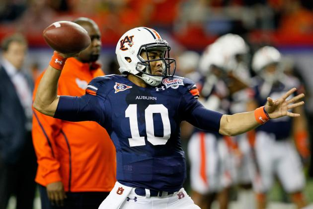 Auburn Football: 5 Things to Know About New Starter Kiehl Frazier