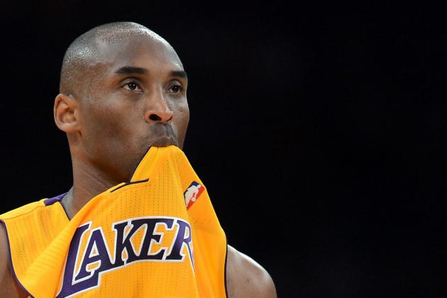 Is Kobe Bryant Still the Best Shooting Guard in the NBA?