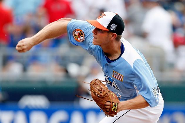Dylan Bundy: Are Orioles Grooming Hot Prospect to Be Next Justin Verlander?