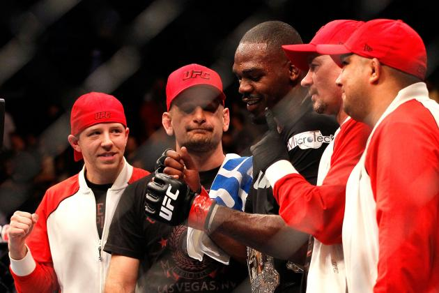 UFC 151: It's Wrong to Blame Jon Jones for Canceled Card