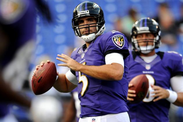 Baltimore Ravens: Top Performers from Thursday's Game Against Jacksonville