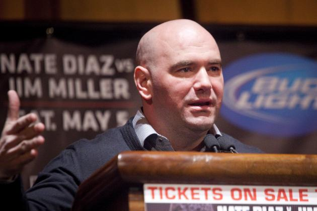 UFC 151: Did Dana White's Press Conference Bash of Jon Jones Go Too Far?