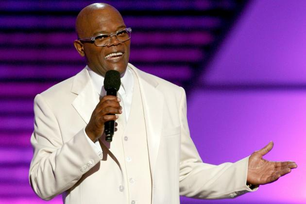 SEC Football Tweets of the Week: Samuel L. Jackson Visits the Georgia Bulldogs