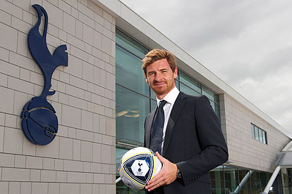 Andre Villas-Boas: Will Lightning Strike Twice for Tottenham's New Manager?