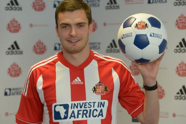 Breaking News: Sunderland Sign Adam Johnson to Four-Year Deal