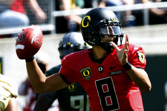 Oregon Ducks Announce 2-Deep Depth Chart; Starting QB Is...