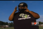 Is This 6-11, 500-Pound Dude the Largest Football Player Ever?
