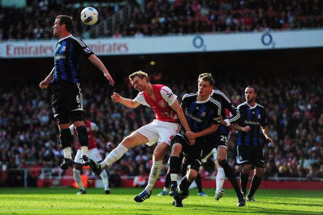 Stoke City vs. Arsenal: Complete Preview, Team News and Projected Starting XI