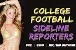 Amazing 2012 CFB Sideline Reporters You Need to Know