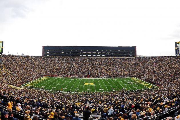 Big Ten Football Tweets of the Week: Michigan Needs a Little More Glasnost