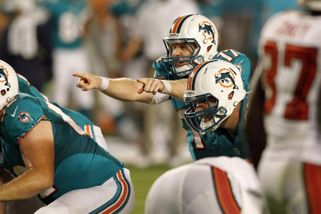 Statistics Ryan Tannehill Must Excel in to Have a Solid 2012 Season for Dolphins