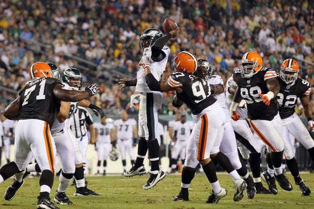 Philadelphia Eagles vs. Cleveland Browns: Preseason Week 3 Live Blog