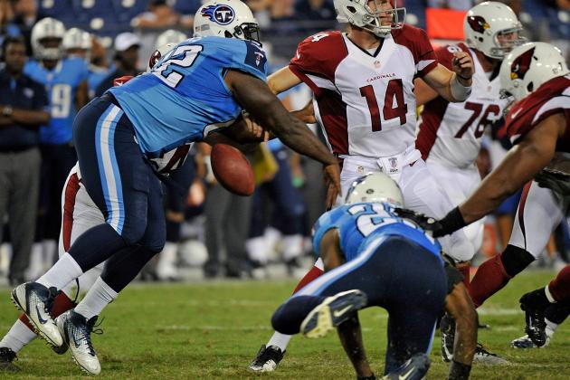 Tennessee Titans: Observations from the Titans' Third Preseason Game