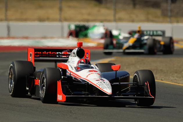 Indy Grand Prix of Sonoma 2012: Start Time, Lineup, TV Schedule and More