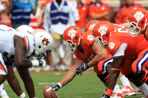 Dabo Swinney Must Again Prove Against Auburn That Clemson Is on the Rise