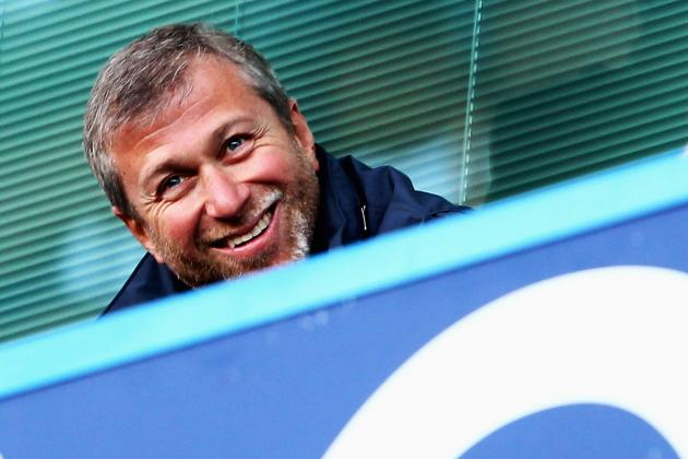 Chelsea: £80 Million and Counting, Or, How Roman Abramovich Got His Groove Back