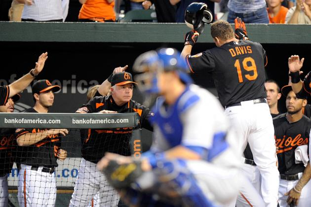 Chris Davis: Baltimore Orioles Slugger Smacks 3 Bombs, Sparks Scary Irony