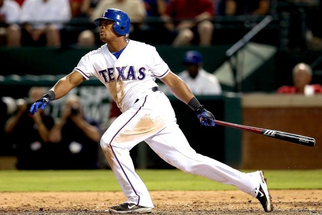 Adrian Beltre Hits 2nd Cycle of His Career vs. Twins