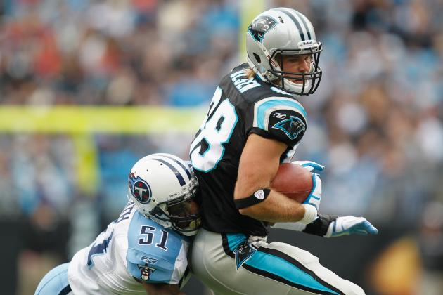 Can Carolina Panthers' Greg Olsen Be an Elite Fantasy Football Tight End?